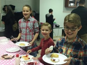 Pancake Fellowship Breakfast