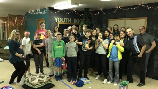 Youth Group Presents:  Red Envelope Challenge Fundraiser