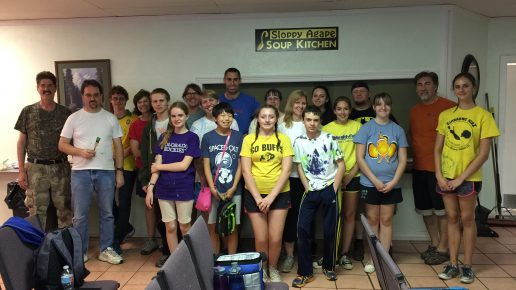 Youth and Family Serve Day – June 25, 2016