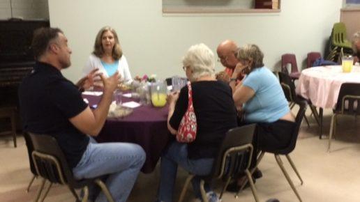 June 7 Community Dinner