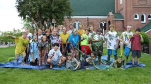 Youth Group Mess Night 2016