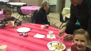 Advent Pancake Fellowship Breakfast