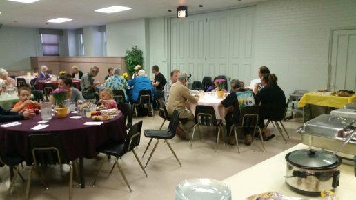 September 13 Free Community Dinner
