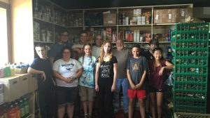 Middle School Mission Trip – 2016