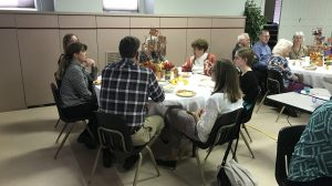 Youth Mission Team Thank You Lunch