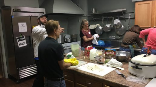 Service to our Community – FPCL's Thanksgiving Meal