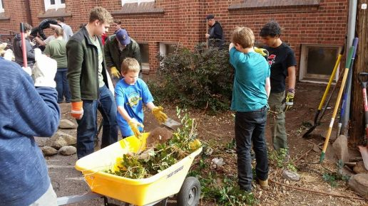 """Aspiring Troop 444 Eagle Scouts """"give back"""" to FPCL"""