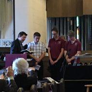 FPCL Recognizes Four Graduating High School Seniors
