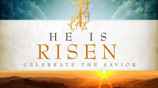 """Why do you look for the living among the dead? He is not here, but has risen.""""  Luke 24:5b"""