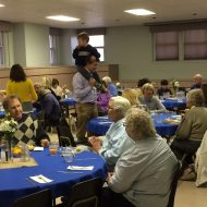 FPCL's Community Dinner Offers Great Food and Fellowship