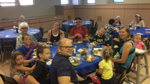 FPCL's Community Dinner Continues to Grow