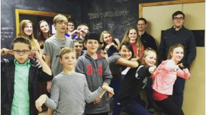 Same Great Youth Group – New Times this Fall!