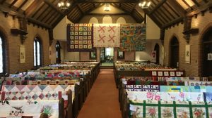 2017 Western Welcome Week Quilt Show at First Presbyterian Church of Littleton