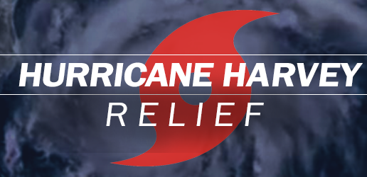 Join Us in Donating to Hurricane Harvey Relief and Recovery