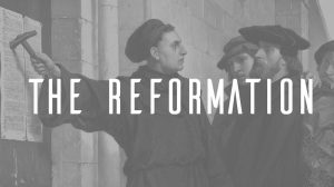 Reformation 500:  Looking Back, Living Forward