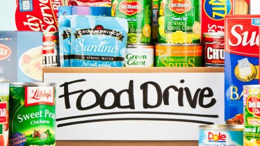 FEBRUARY MISSION PROJECT FOOD DRIVE FOR LIFE CENTER