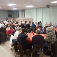Pasta Was a Big Hit at FPCL's January Community Dinner