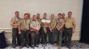 TROOP 444:  CELEBRATING 90 YEARS AND COUNTING – EXCELLENCE!