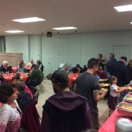 FPCL's Community Dinner Has an Impact