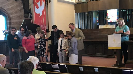 FPCL Celebrates Two New Confirmands