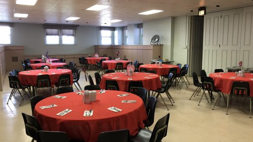 FPCL Welcomes over 100 Guests for July Community Dinner