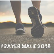 These Prayers Are Made for Walking