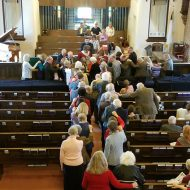 Ordination of Installation of New Elders and Deacons