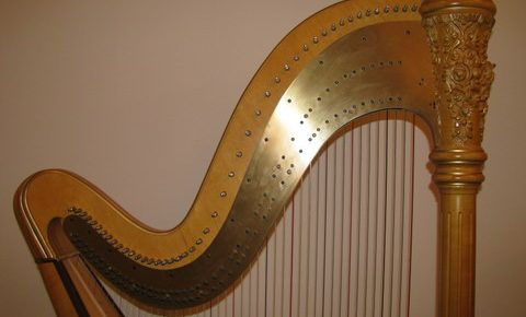 Join us for a very special harp concert – Saturday, February 9th at 1:00 p.m.