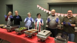 FPCL Kicks Off the New Year with January Community Dinner