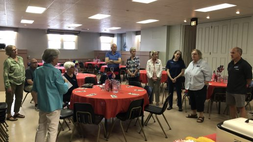 FPCL June Community Dinner a Big Hit!