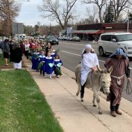 """Palm Sunday Processional – """"All Glory, Laud, and Honor"""""""