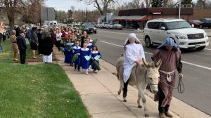 "Palm Sunday Processional – ""All Glory, Laud, and Honor"""