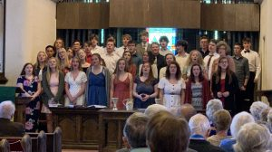 FCPL Blessed by Music of the Heritage High School Choir