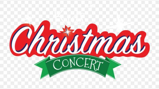 Join us for a Very Merry Christmas Concert on Saturday, December 14th at 11:45