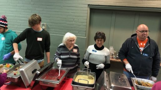 FPCL's Community Dinner Provides Some Holiday Cheer