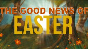 Children's Sunday School Lesson April 12th! EASTER