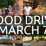 Food Drive March 7