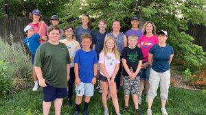 Youth Mini-Golf Outing