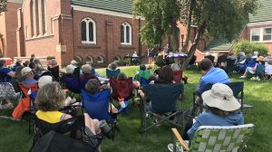 FABULOUS CONCERT ON THE LAWN ON SUNDAY, AUGUST 8TH