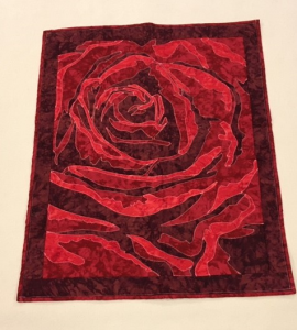 Rose Quilt (Donna Burns)