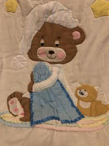 Teddy Bear Detail (Amy Coulter)