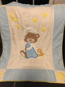 Teddy Bear Quilt (Amy Coulter)