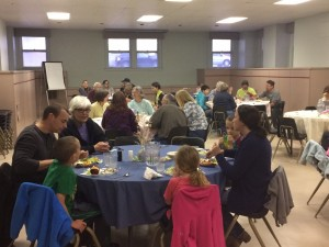 Community Dinner March 2017-11