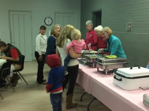 Community Dinner March 2017-9