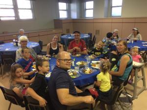 community dinner 2017-9